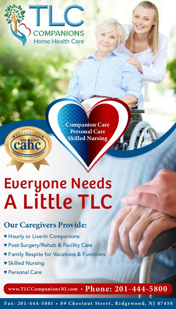 TLC Home Healthcare New Jersey